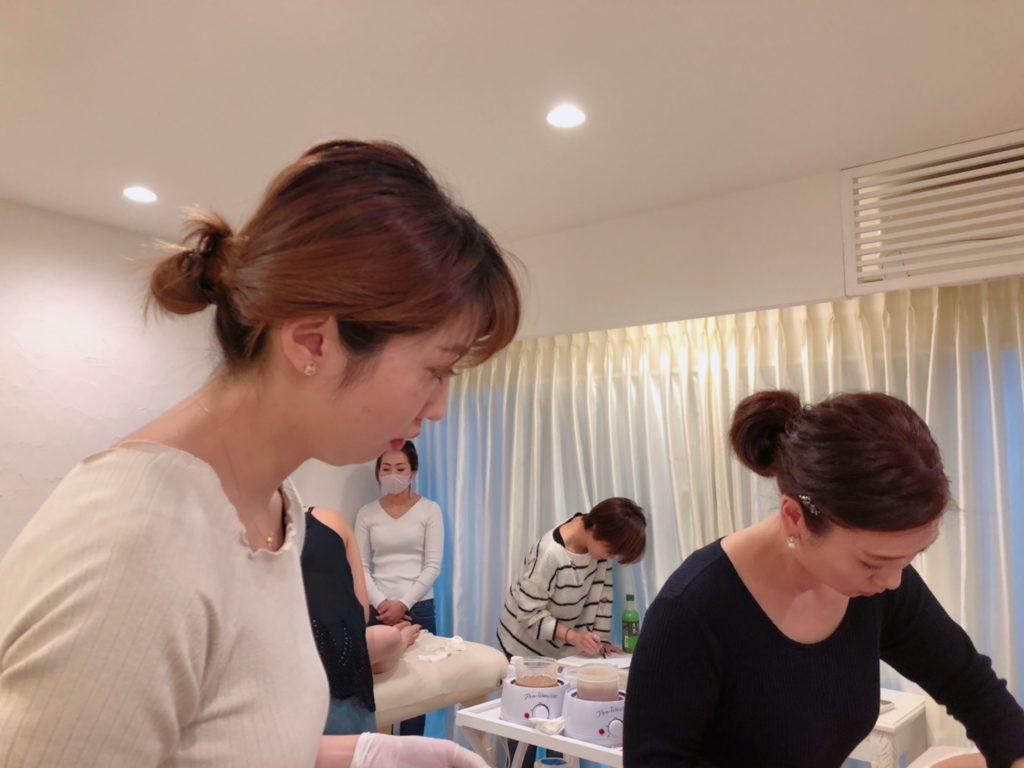 日本シュガーリング協会検定試験